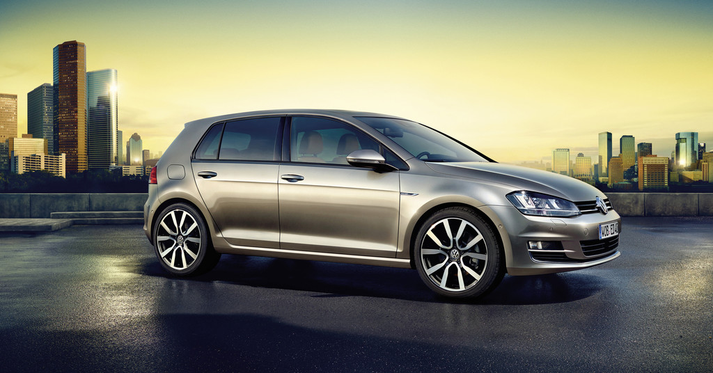 VW Golf Edition Sondermodell 2015 Exterieur