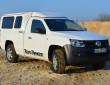 Volkswagen Amarok Traveler, Reisemobil für zwei Personen