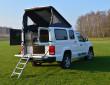 Perfekt für eine 2-Personen-reise: Der Volkswagen Amarok Traveler