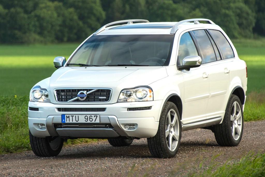 """Volvo XC90 startet sein zweites Leben für den chinesischen Markt als """"Volvo XC Classic"""""""