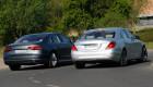 Audi A8 3.0 TDI und Mercedes-Benz S350 Bluetec.
