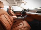 Audi A8 Exclusive Concept mit Leder von Poltrona Frau.