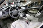 Cockpit Audi A8L.