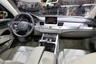 Innenraum Audi A8L.