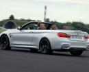 Beschleunigungstest mit dem neuen BMW M4 Cabrio