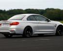 Das neue BMW M4 Cabrio wird ausgiebig getestet