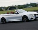 Exterieur Fotoaufnahme vom neuen BMW M4 Cabriolet