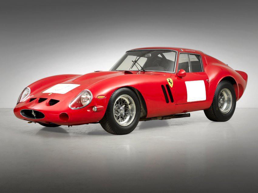 der teuerste Ferrari 250 GTO Berlinetta: Brachte 28 Millionen ein