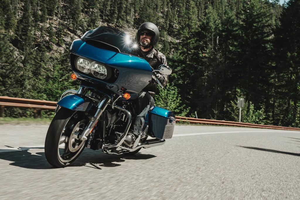 2015er Harley-Davidson Motorrad Road Glide Special
