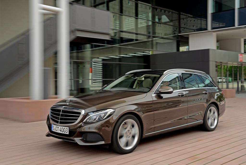 Mercedes-Benz C-Klasse T-Modell mit dem Business-Paket