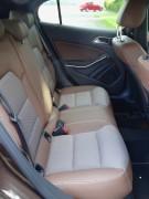 Fotoaufnahme Fond des Mercedes-Benz GLA Edition 1