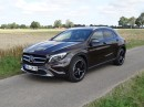 Außenaufnahme von der Mercedes-Benz GLA Edition 1 (2014)