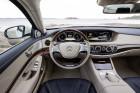 Cockpit Mercedes-Benz S 350 Bluetec.