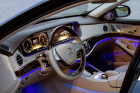 Interieur Mercedes-Benz S 350 Bluetec.
