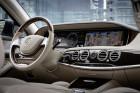 Mittelkonsole Mercedes-Benz S 350 Bluetec.