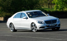Mercedes-Benz S 350 Bluetec.