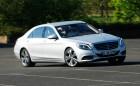 Mercedes-Benz S 350 Bluetec.