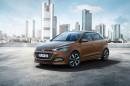 Hyundai i20 2015er Generation zeigt sich von vorne