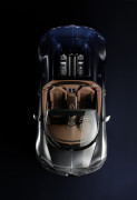 Höhenaufnahme von dem Veyron 16.4 Grand Sport Vitesse Ettore Bugatti