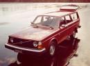 Volvo 245 DL (1975).