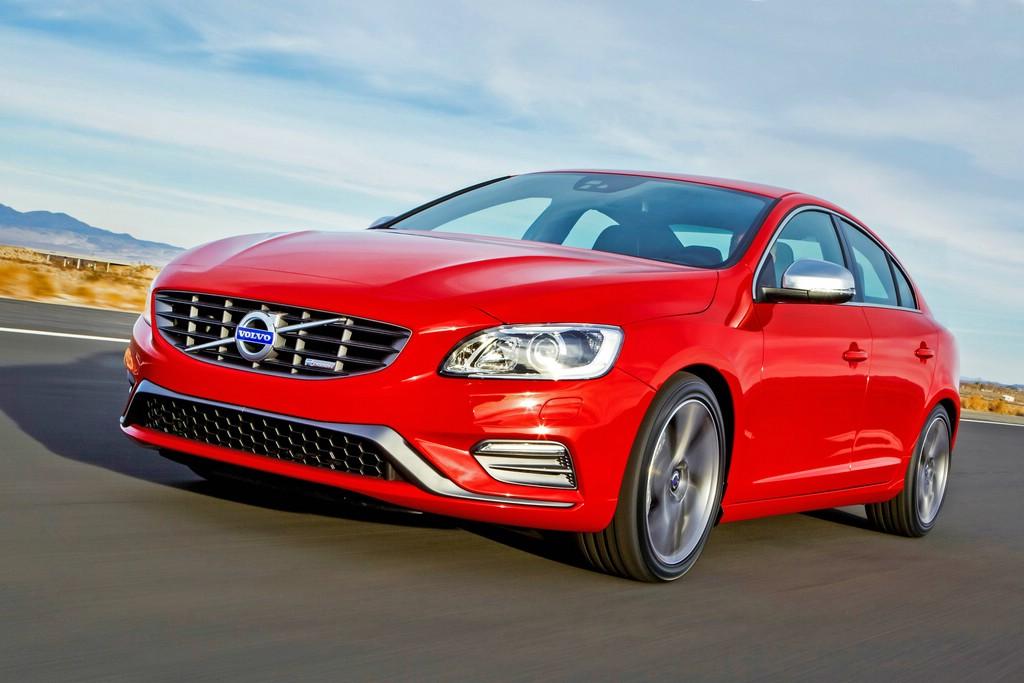 Volvo S60 leistet mit Polestar-Tuning 215 PS – hier im R-Design.