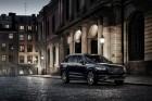 Standaufnahme von der 2015 Volvo XC90 First Edition