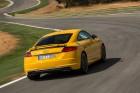 Audi TTS 2.0 TFSI Quattro Coupe von hinten
