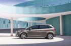 Modellgepflegter Ford C-Max Modelljahr 2015 von der Seite
