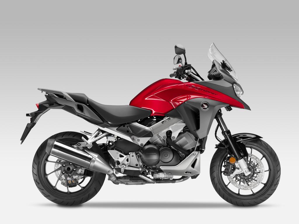 Honda VFR800X Crossrunner Modelljahr 2015