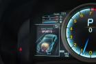 Die Instrumente des Lexus RC F, hier ist de Sport S Einstellung gewählt