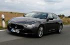 Fahren mit einem Maserati Ghibli Diesel und 275 PS
