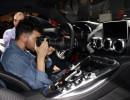 Das Innenleben des Mercedes-Benz AMG GT