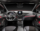 Das Cockpit des Mercedes-Benz B 250 CDI