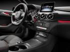 Die Mittelkonsole des Mercedes-Benz B 250 CDI