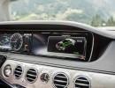 Mercedes-Benz S 500 Plug-in-Hybrid, Display