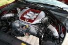 Der 550 PS Sechszylinder-Motor des Nissan GT-R