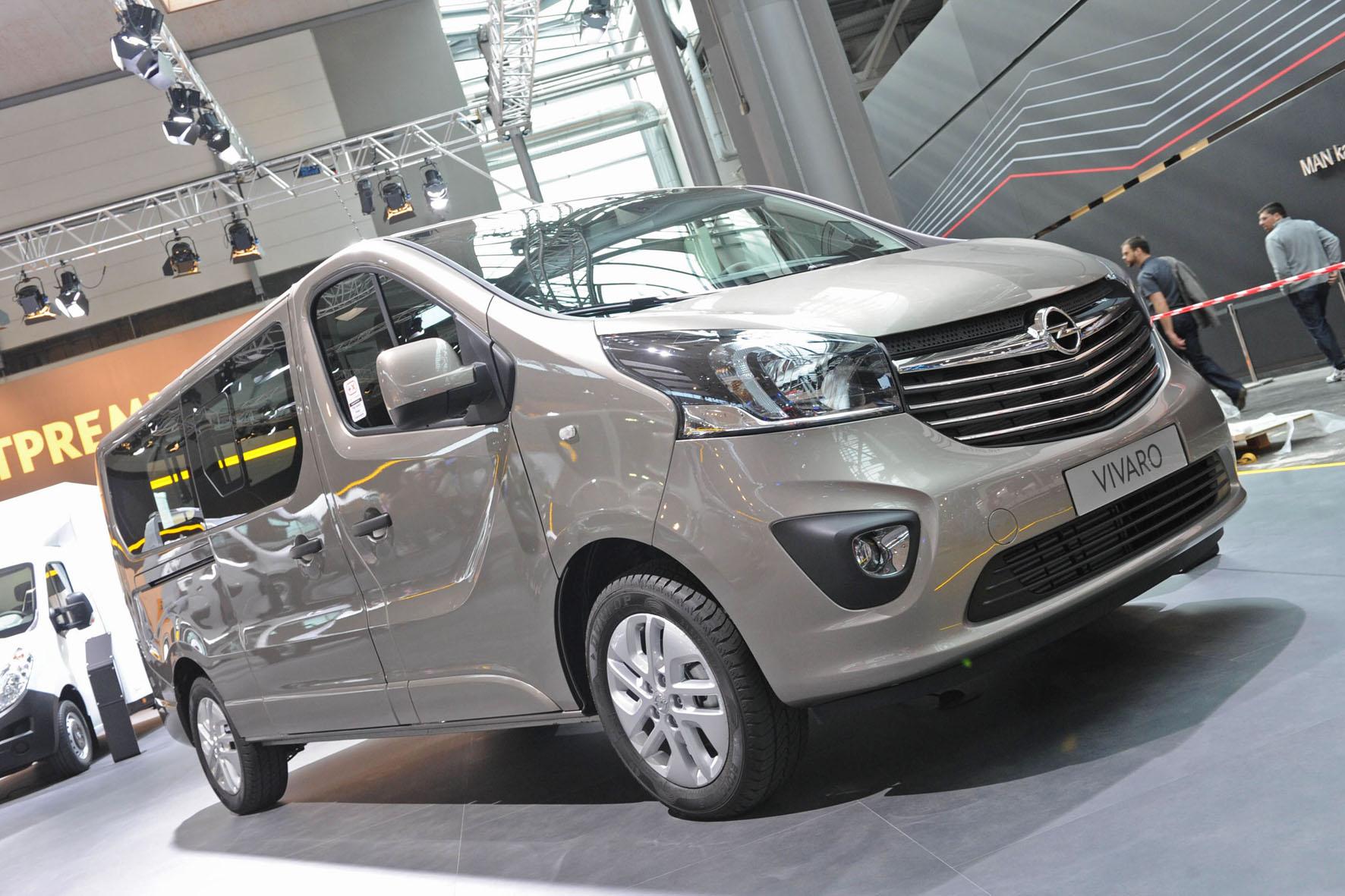 Die zweite Generation des Opel Vivaro hat mehr Platz und zusätzliches Ladevolumen.