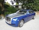 Rolls Royce Ghost II.
