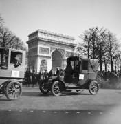 Taxis de la Marne.