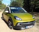 Kleiner Crossover Opel Adam Rocks Baujahr 2014