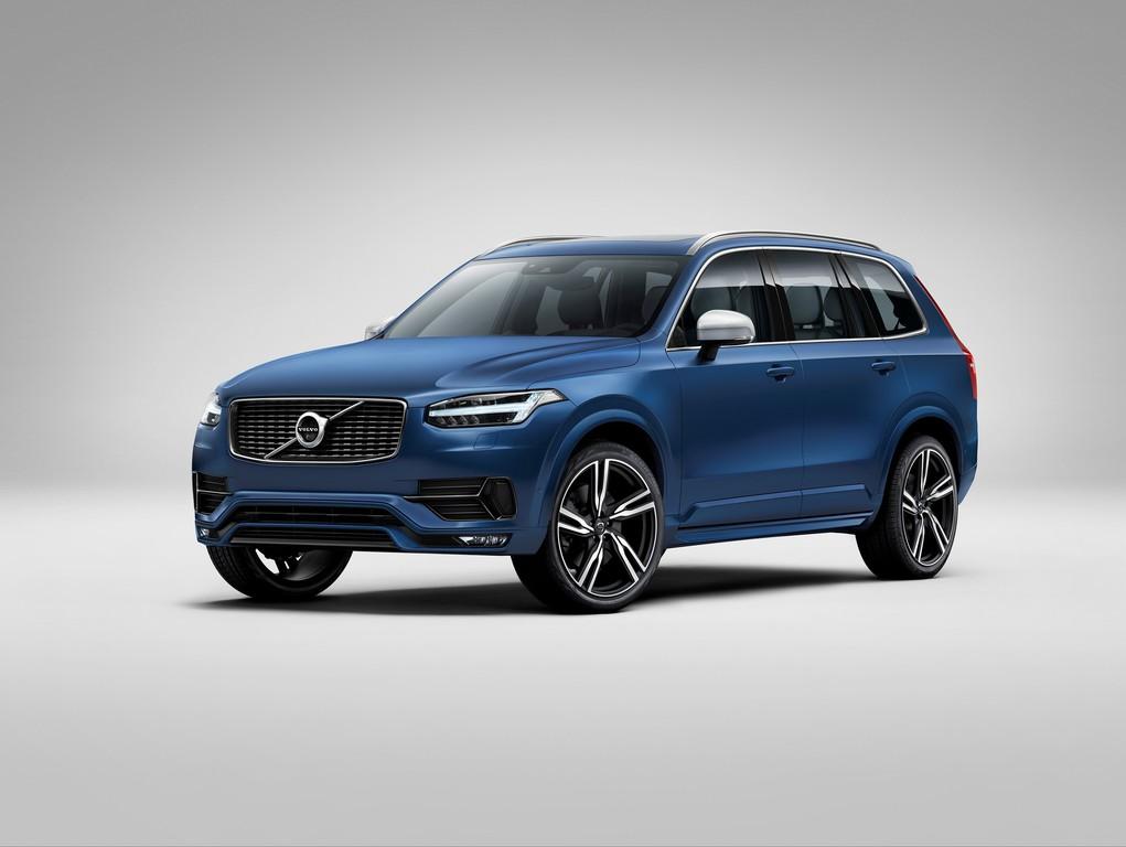 Tuning für den Volvo XC90: Das R-Design 2015 kommt mit 20 Zoll Felgen