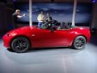 Die Vorstellung des Mazda MX-5 der vierten Generation