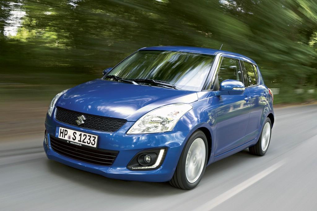 Der Swift ist das Erfolgsmodell von Suzuki.
