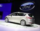 Fords Kompaktvan S-Max auf dem Pariser Automobilsalon 2014