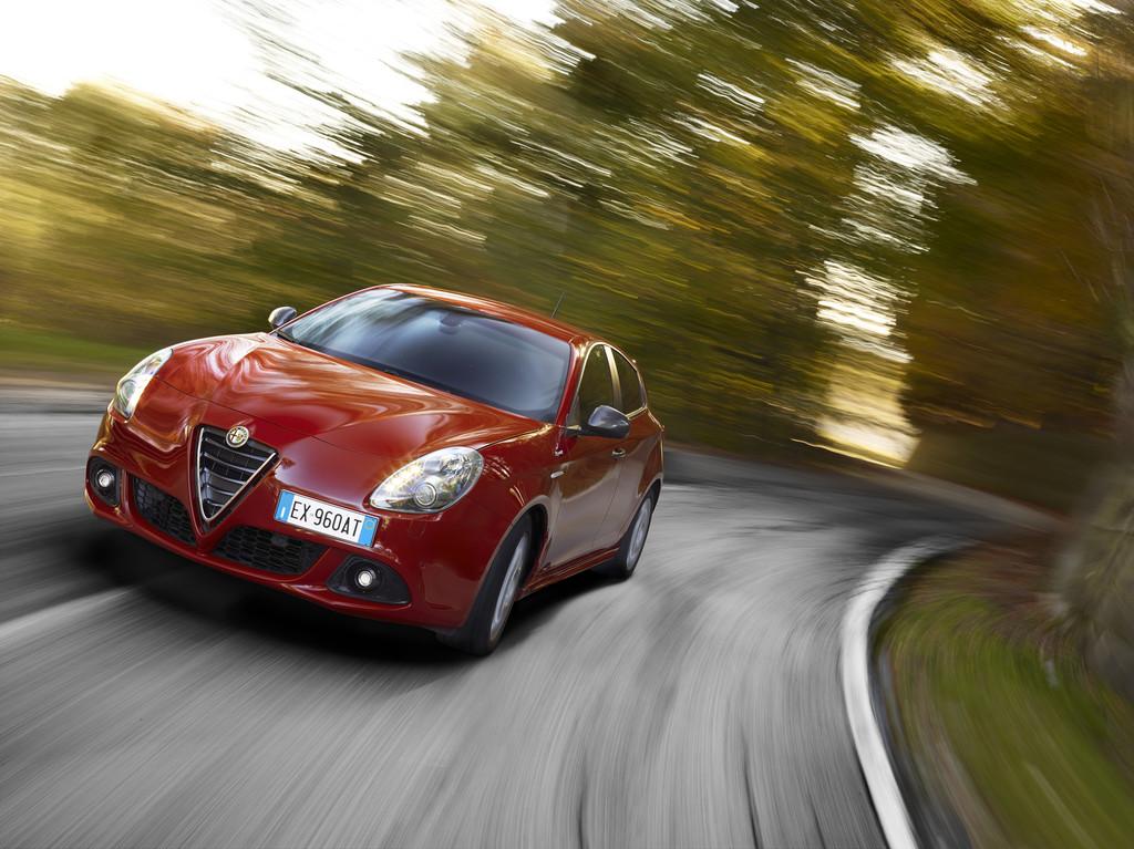 2014er Sondermodell Alfa Romeo Guilietta Sprint