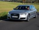 Audi A6 Avant Facelift 2015