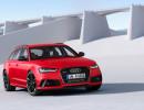 Audi A6 Avant Facelift 2015 Front