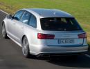 Audi A6 Avant Facelift 2015, Heckansicht