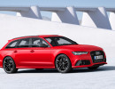 Audi A6 Avant Facelift 2015 Seitenansicht