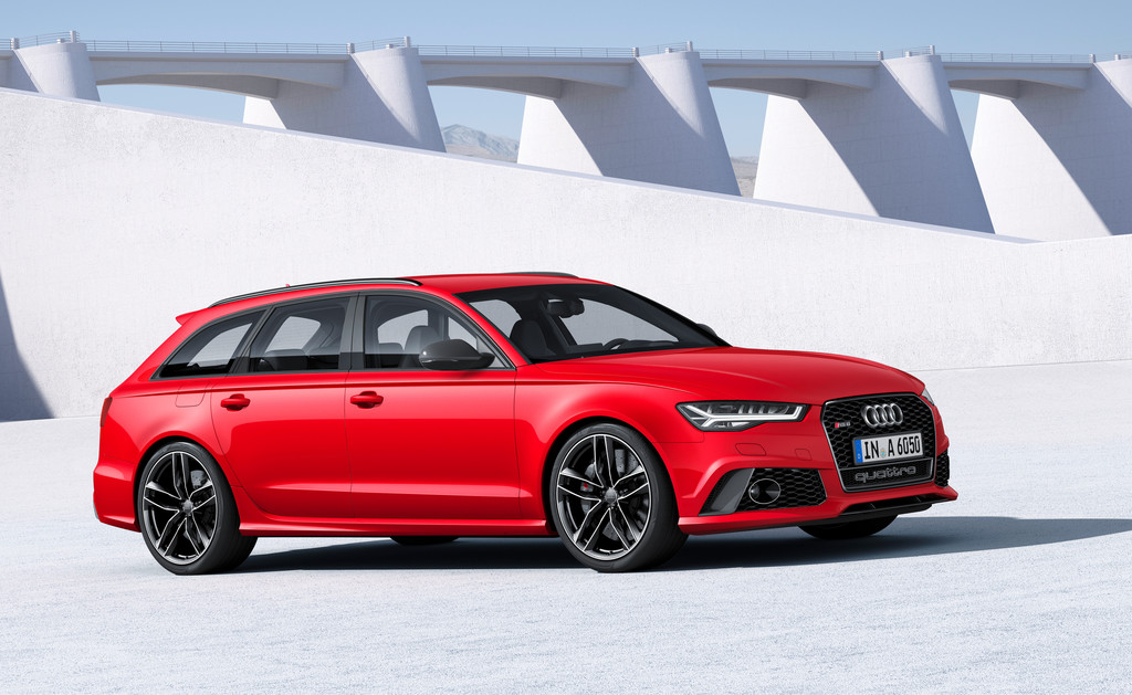 Audi A6 Facelift 2015: Chiptuning